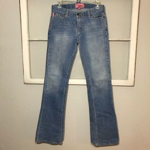 HOLLISTER Stretch Jeans Size 7 Long